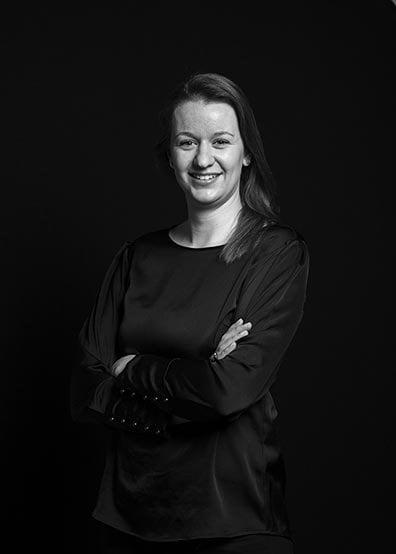 Melissa van den  Berg